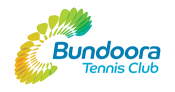Bundoora Tennis Club Sticky Logo